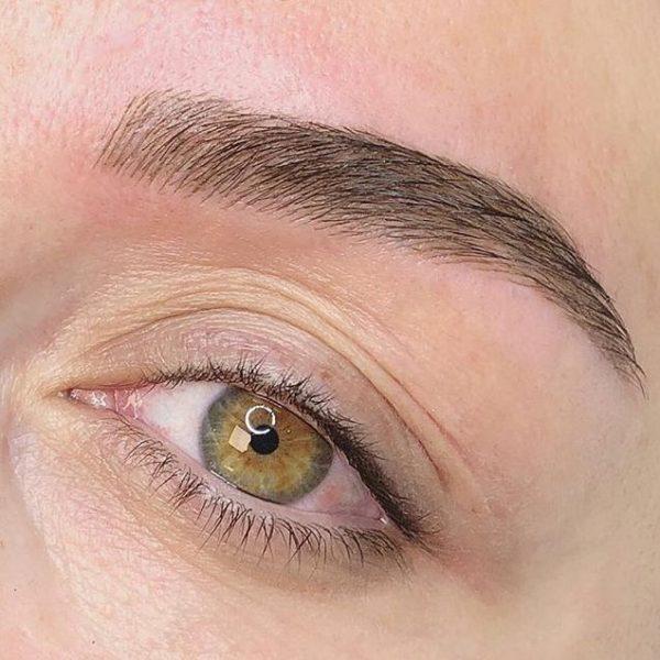 microblading ögonbryn